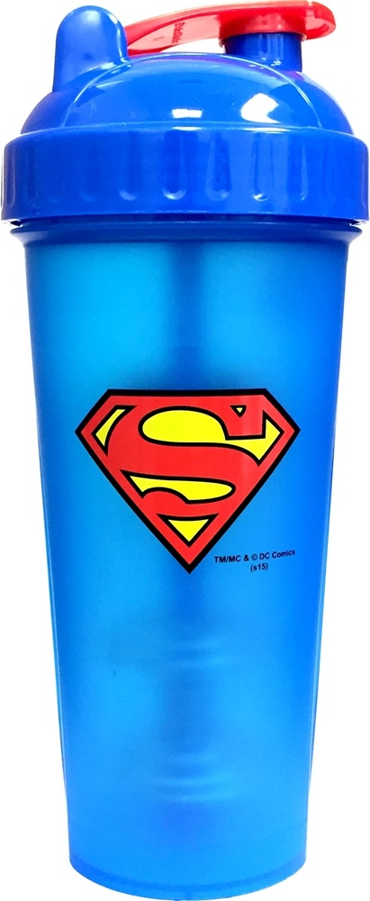 PerfectShaker Shaker Cup Hero Series Superman 28 oz. by Perfectshaker