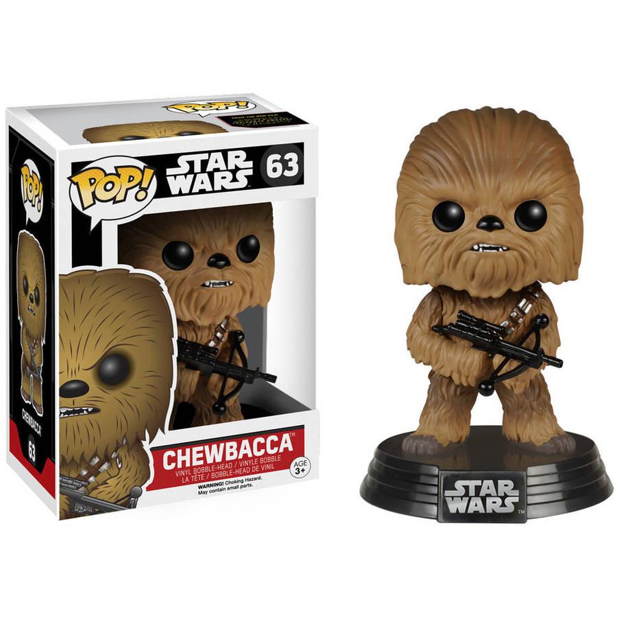 Funko Pop! Star Wars EP7 6228 Pop! Star Wars EP7 Chewbacca