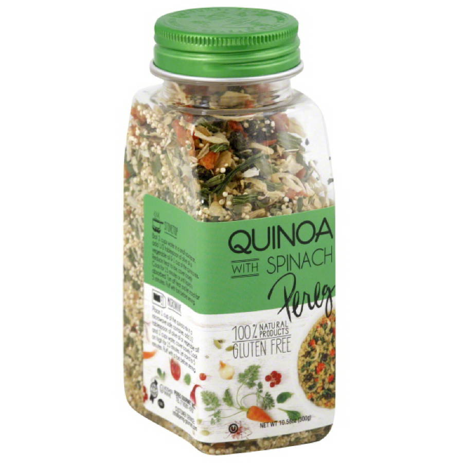 Quinoa Spnch Cnstr, 10.58 Oz (pack Of 6)