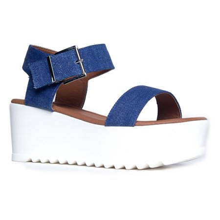 J. Adams Surf Buckle Sandal