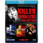 Killer Thrillers Collection (Blu-ray) by Sony Pictures