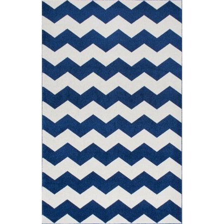nuLOOM Machine-Made Aponte Chevron Area Rug or Runner ()