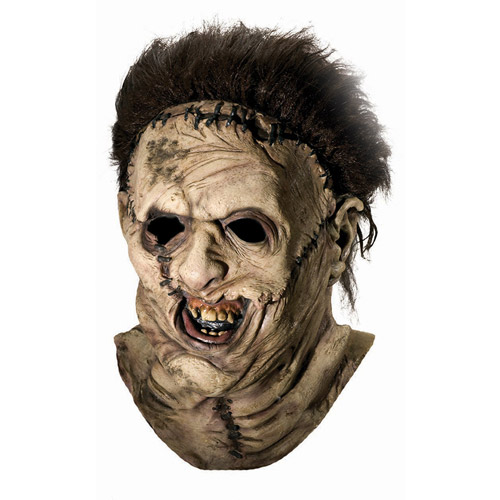 Leatherface Adult Halloween Mask