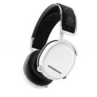 SteelSeries Arctis 7 (2019 Edition) Lossless Gaming Headset - White