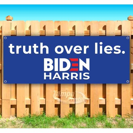 Biden Harris 2020 13 oz heavy duty vinyl banner sign with metal grommets, new, store, advertising, flag, (many sizes available)