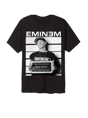 1f9ec6f1 Product Image Eminem Line Up T-Shirt. Bravado
