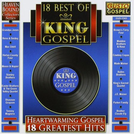 18 Best of King Bluegrass / Various