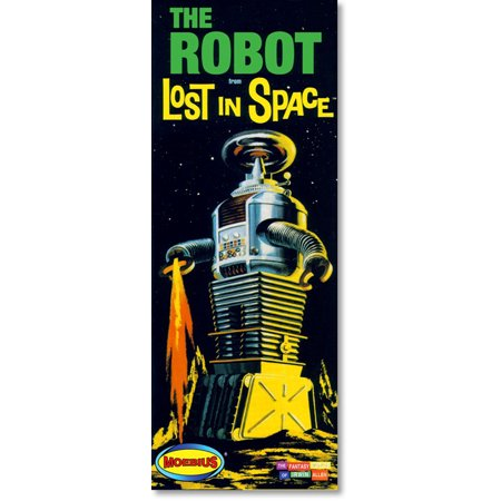 Lost In Space - Mini B9 Robot Model Kit