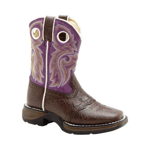 "Girls' Durango Boot BT286 8"" Li'l Flirt by Durango"
