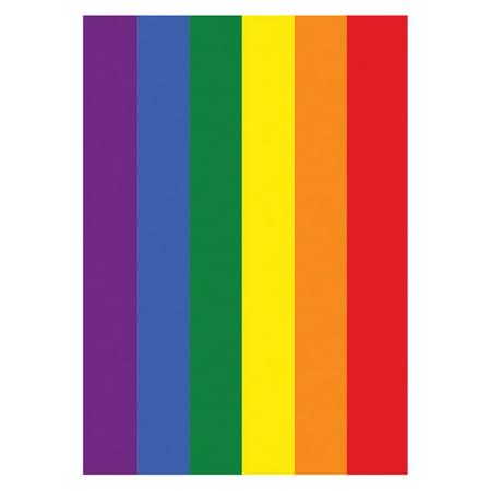 Toland Home Garden Rainbow Pride Flag](Peanuts Garden Flags)