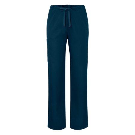 7fac9d78955 Adar Universal - Adar Universal Mens Natural-Rise Drawstring Tapered Leg  Pants - 504 - Caribbean Blue - M - Walmart.com