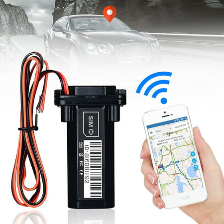 Realtime Car GPS Tracker GSM for Car/Vehicle/Motorcycle Alarm Anti-theft Tracking
