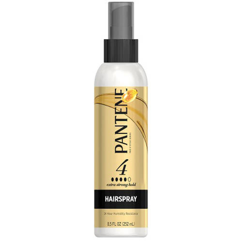 Pantene Pro-V Stylers Extra Strong Hold Non-Aerosol Hairspray, 8.5 fl oz