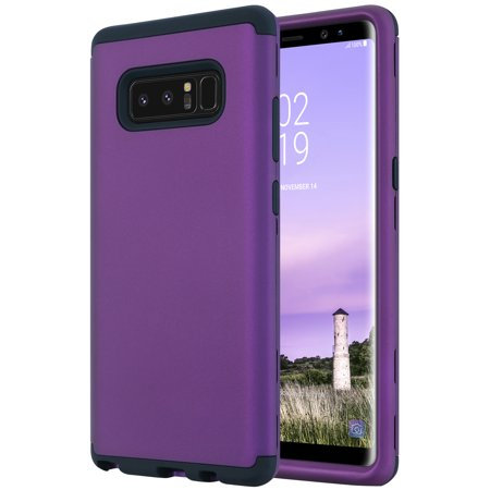 Galaxy Note 8 Case, Note 8 Case, ULAK Three Layer Heavy Duty High Impact Resistant Hybrid Protective Cover Case For Samsung Galaxy Note