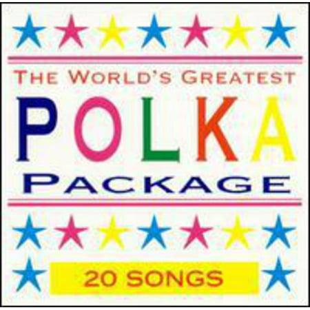 World's Greatest Polka 2 / (Polka Music Cds)