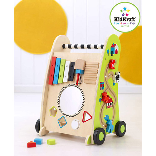 KidKraft Push-Along Play Cart
