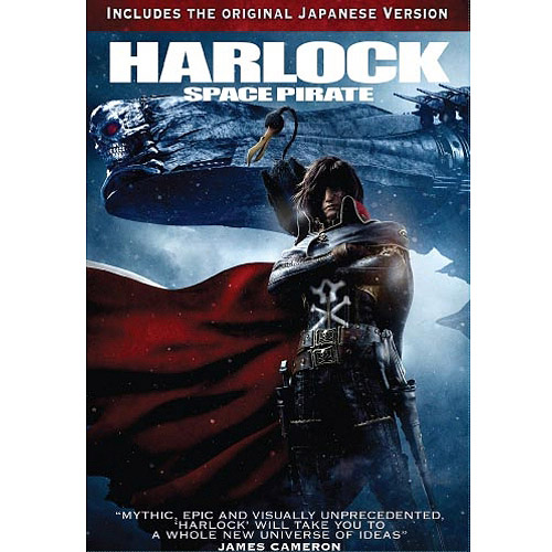 Harlock: Space Pirate (Widescreen) by Ketchup