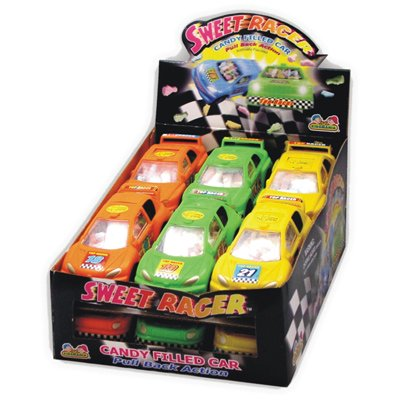 Sweet Racer (KIDSMANIA SWEET RACER - 1 ct. of BOX/12 )