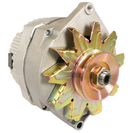 DB Electrical ADR0154 New Alternator For 10Si Delco 1 Wire Hookup 40 Amp 24 Volt, 1102916, Ty6752 ,24 Volt Universal Alternator 1-Wire 40 AMP Heavy Duty 1102916 TY6752 7129 Heavy Duty Alternator Rotors