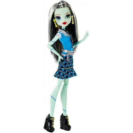 Monster High First Day of School Frankie Stein - Monster High Costumes Frankie Stein