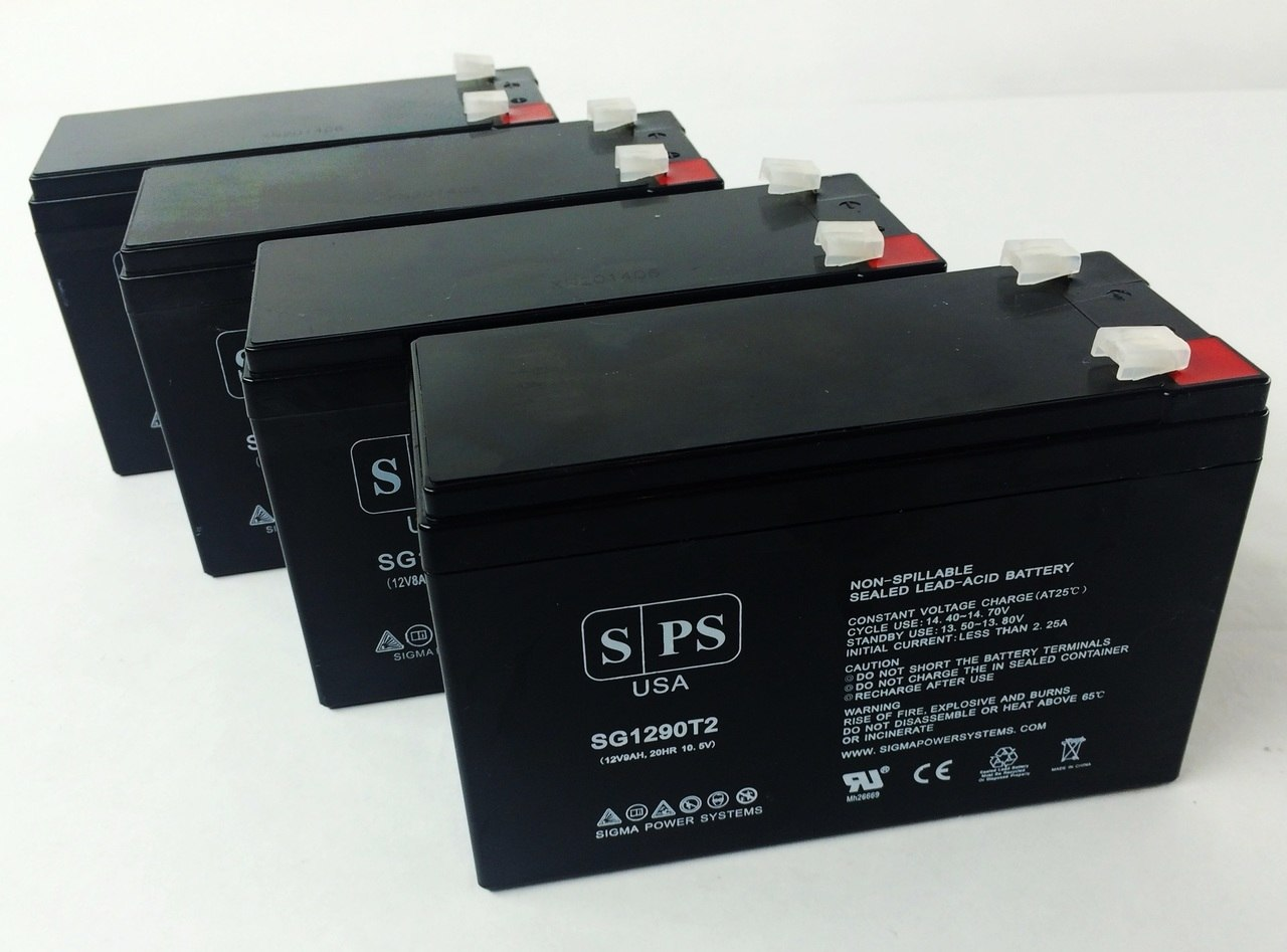 NO Battery! APC CP24U12NA3-F PowerShield UPS New