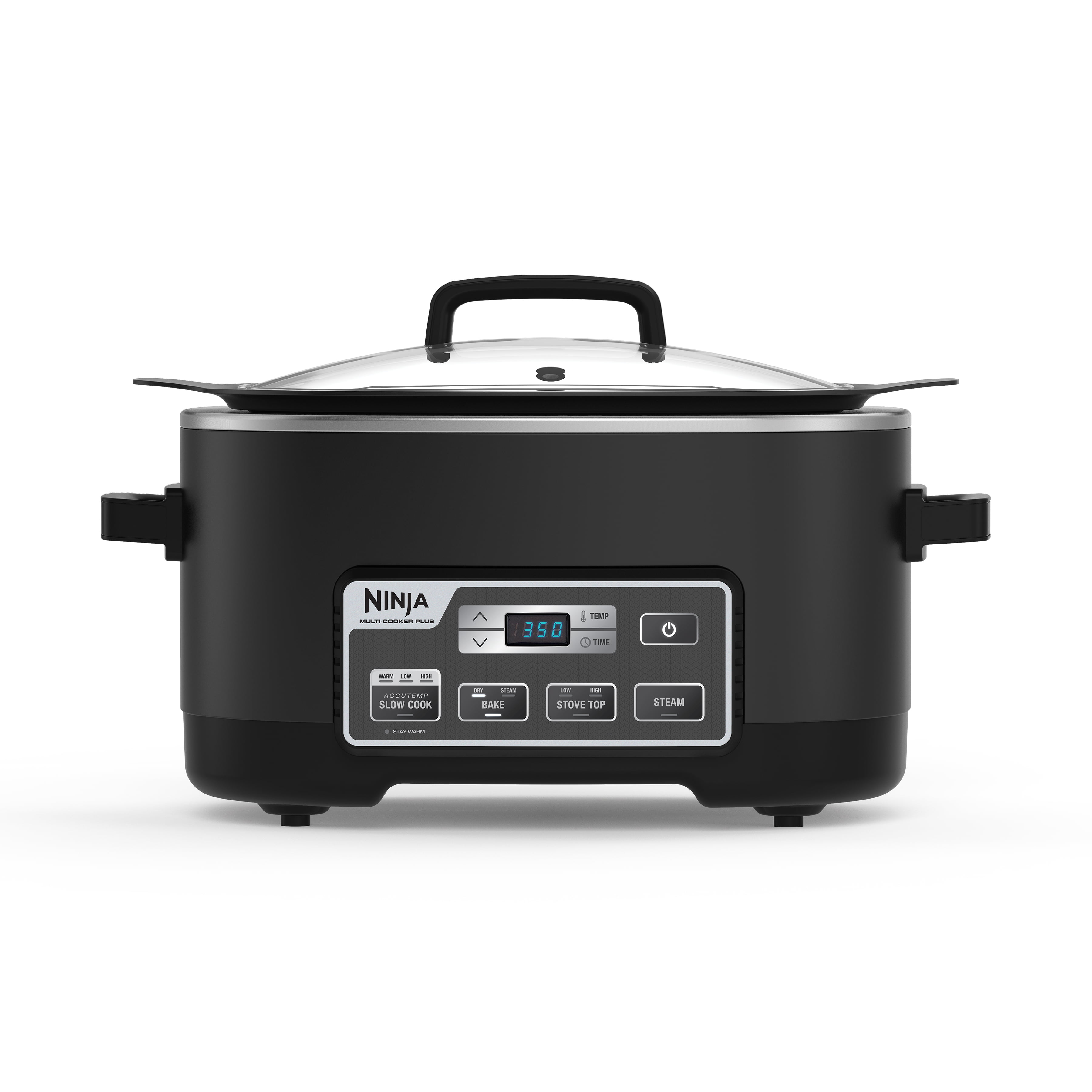 Ninja Multi Cooker Plus 4 In 1 System Slow Stove Top Oven And Steamer Mc760