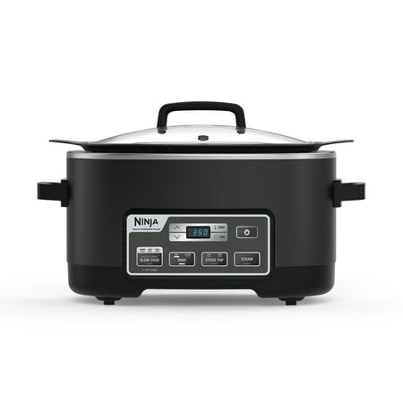 Ninja Multi Cooker Plus 4 In 1 System Slow Cooker Stove Top