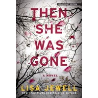Then She Was Gone (Paperback)(Large Print)