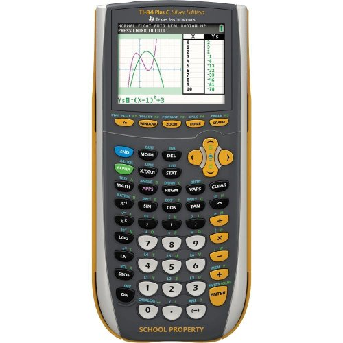 Texas Instruments 84PLSECOLORTPK Graphing Calculator