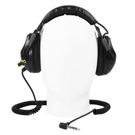 Killer B Optima Headphones for Metal Detecting fits various metal