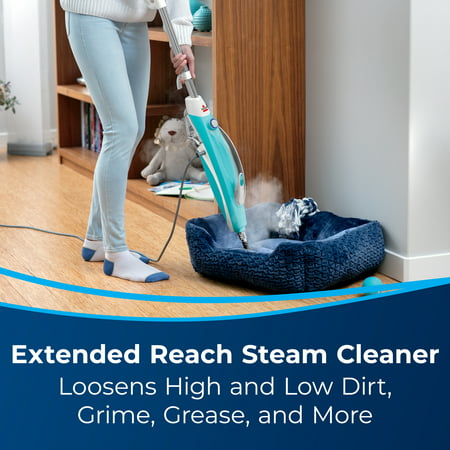 BISSELL PowerFresh 2-In-1 Multi Surface Steam Cleaner 2814
