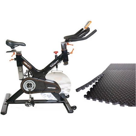 Velocity Exercise CHB-S7X Indoor Cycle with Bonus Puzzle Mat