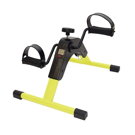 Portable Pedal Exerciser - Under Desk Exercise Machine - Arm & Leg