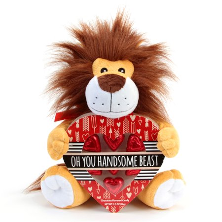Steiff Gift Box (Progressive Balloons and Gifts Lion Heart Box Gift)