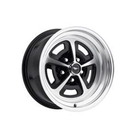 Drake LW5050754A Magnum 500 Ford Rim Alloy Wheels - Gloss Black