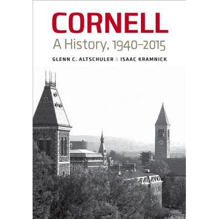 Cornell : A History, 1940-2015
