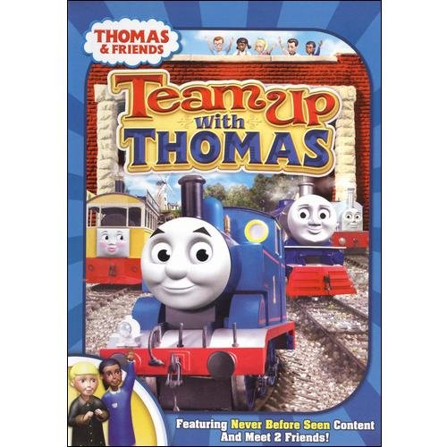 Thomas & Friends: Team Up With Thomas (Full Frame)