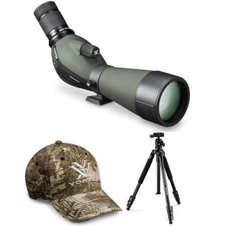 Vortex Diamondback 20-60x80 Spotting Scope (Angled) and High Country