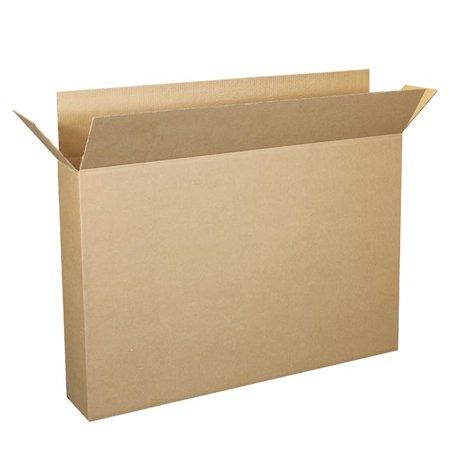 flat screen tv moving box 40 46 tvs 3 pack. Black Bedroom Furniture Sets. Home Design Ideas