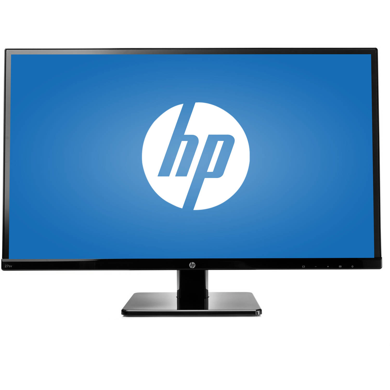 "HP 27"" LED-Backlit IPS Monitor (27wm Black)"