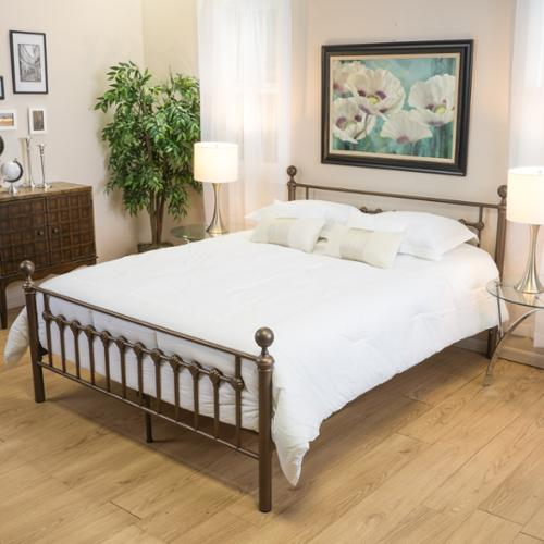 Raymond Queen Bed