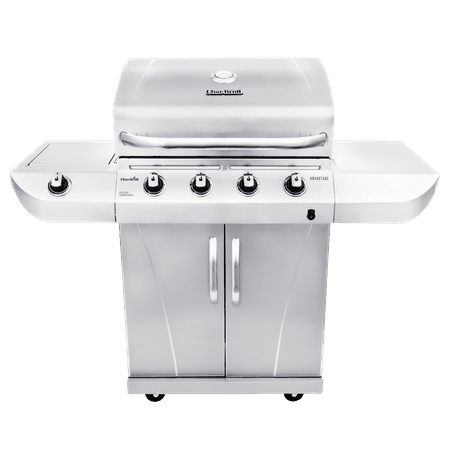 (Char-Broil 4 Burner Advantage Gas Grill)
