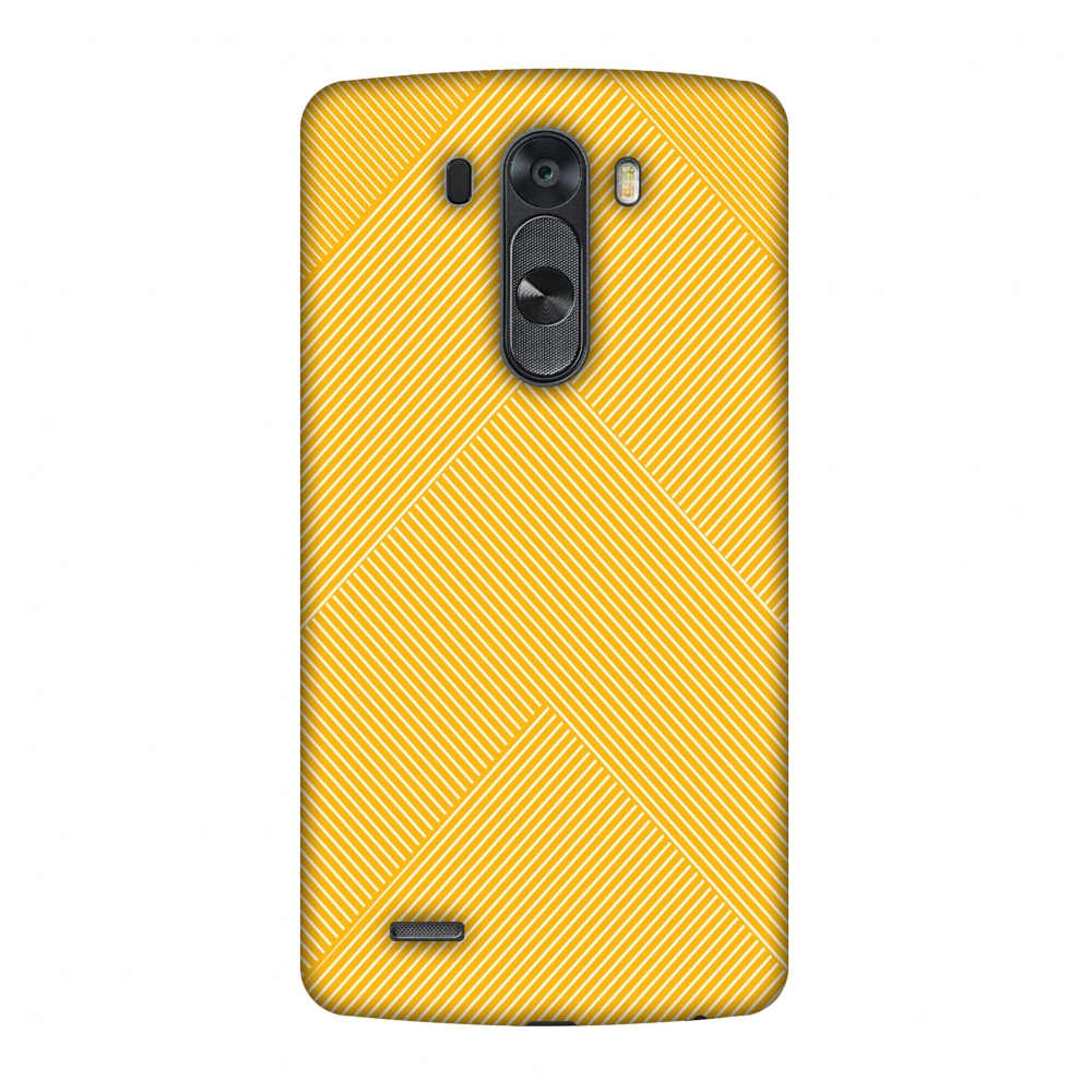 LG G4 Case, Premium Handcrafted Designer Hard Shell Snap On Case Printed Back Cover with Screen Cleaning Kit for LG G4, Slim, Protective - Carbon Fibre Redux Cyber Yellow 4