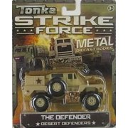 Tonka Metal Diecast Bodies - Strike Force - The Defender