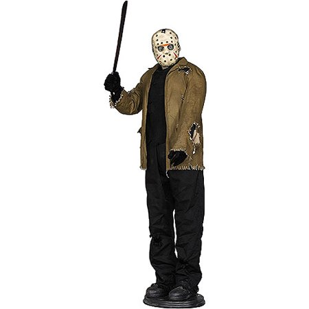 life size animated jason voorhees