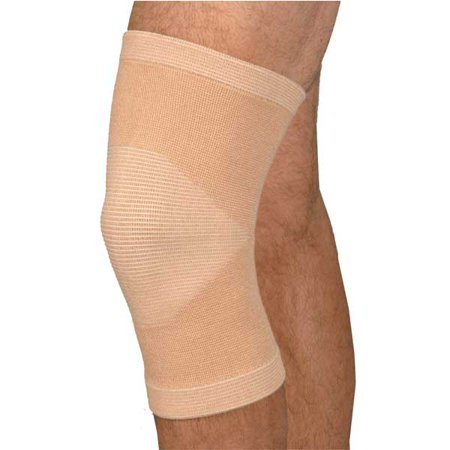 FLA Therall Joint Warming Knee Support-Medium-Beige