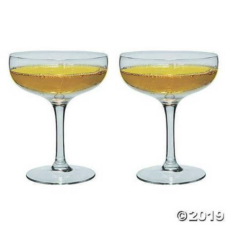 Classic Champagne Glasses