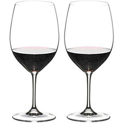 Riedel Vivant Bordeaux Glasses, Set of 2 by Riedel