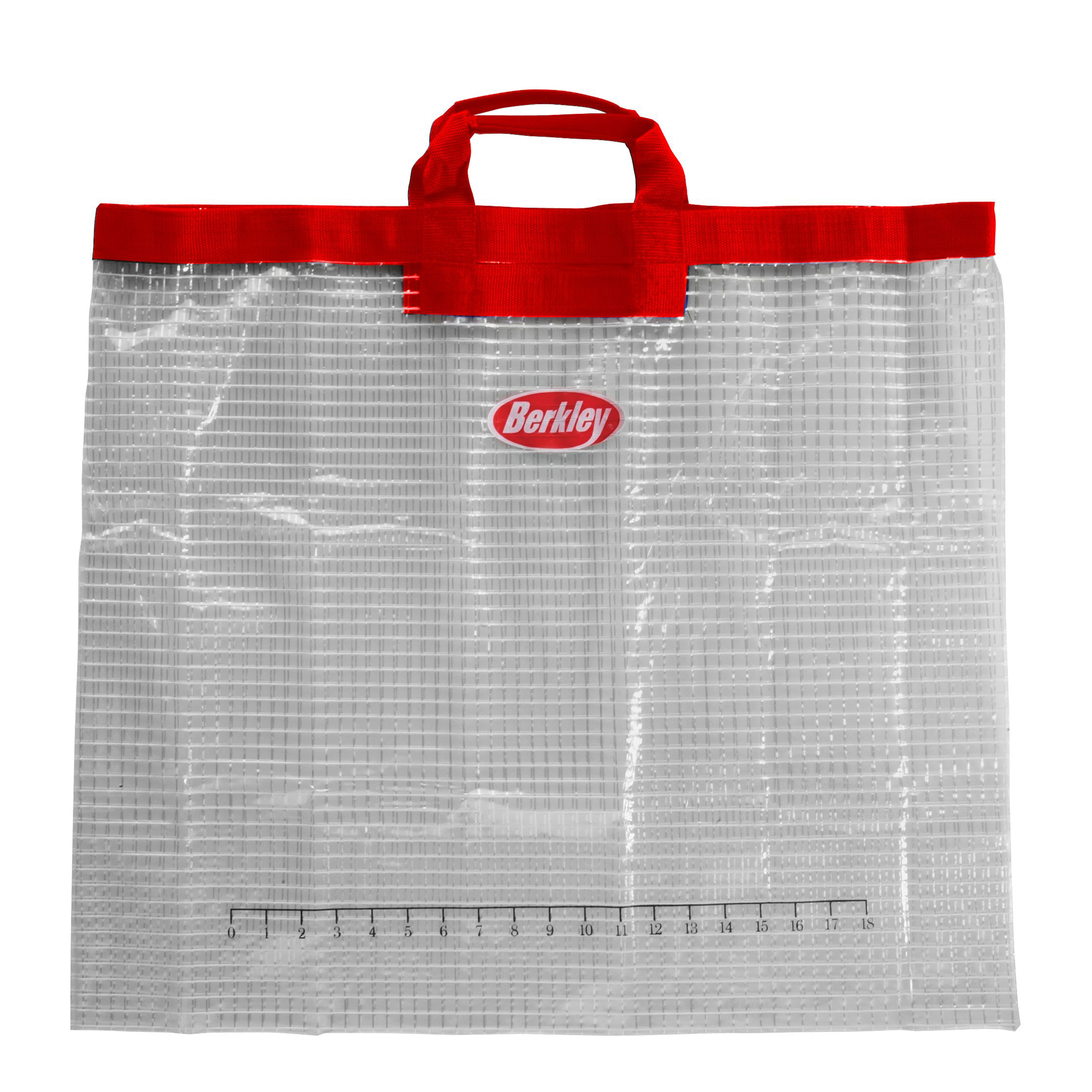 BAHDFB HVY DTY PVC FISH BAG W/18IN RULER