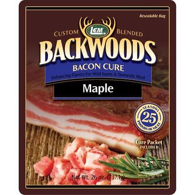 Brand New Backwoods Maple Bacon Cure